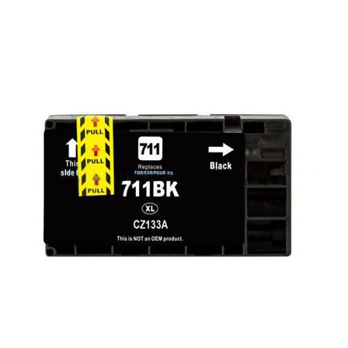 Alpa-Cartridge Comp HP CZ133A Hi Cap Black Ink Ctg No HP 711
