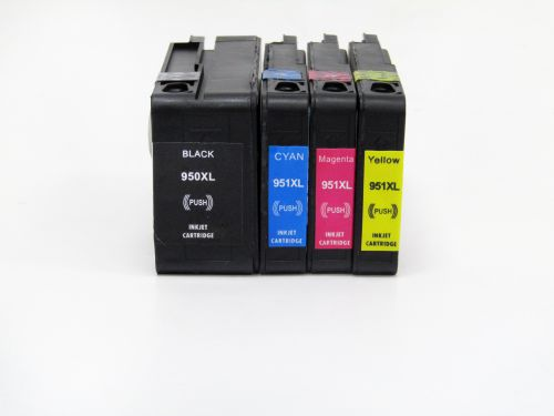 Alpa-Cartridge Comp HP 950XL/951C/M/Y Multipack Inks C2P43AE