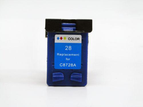 ALPA-CArtridge Reman HP No.28 Colour Ink Cartridge C8728AE
