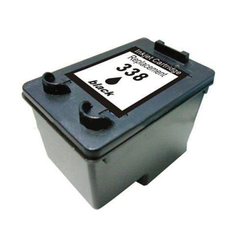 ALPA-CArtridge Reman HP No.338 Black Ink Cartridge C8765EE