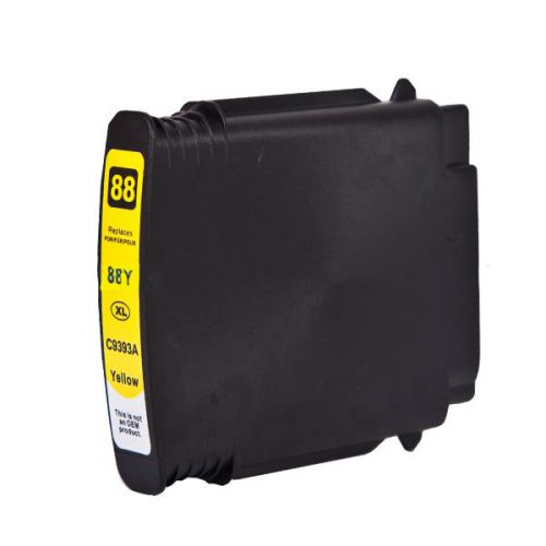 Compatible HP 88XLY Yellow C9393AE Inkjet