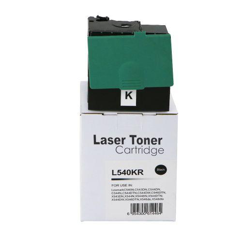 Alpa-Cartridge Reman Lexmark C540 Black Toner C540H2KG