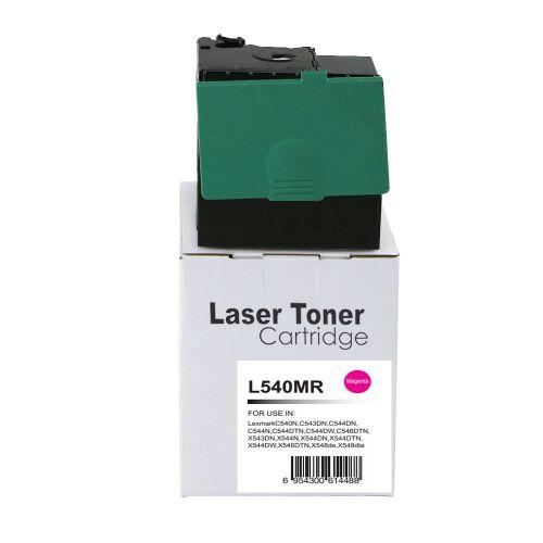 Alpa-Cartridge Reman Lexmark C540 Magenta Toner C540H2MG