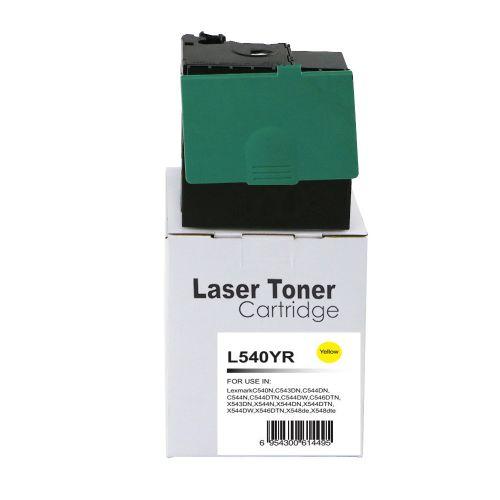 Alpa-Cartridge Reman Lexmark C540 Yellow Toner C540H2YG
