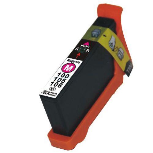 Alpa-Cartridge Comp Lexmark 100XL Magenta Ink Ctg 014N1070E [100XL M]