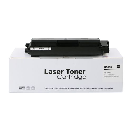 Comp Kyocera Mita TK580K Laser Toner