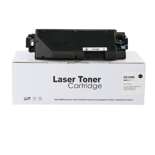 Alpa-Cartridge Comp Kyocera TK5140K Black Toner