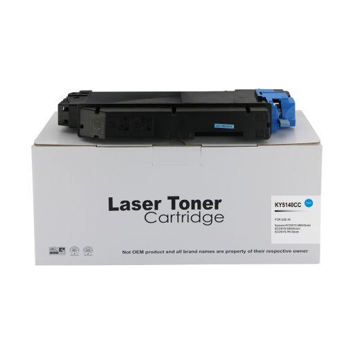 Alpa-Cartridge Comp Kyocera TK5140C Cyan Toner