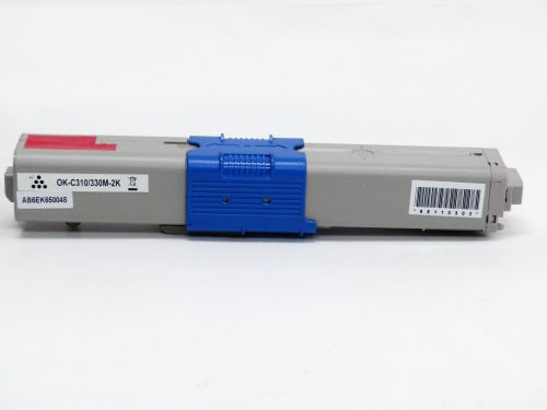 Alpa-Cartridge Reman OKI C310 Magenta Toner 44469705