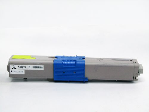 Alpa-Cartridge Reman OKI C310 Yellow Toner 44469704