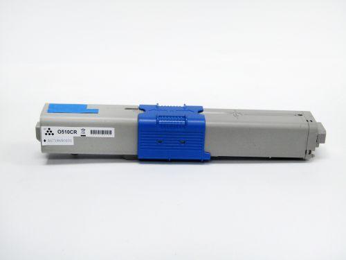 Alpa-Cartridge Reman OKI C510 Cyan Toner 44469724