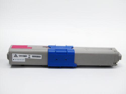 Alpa-Cartridge Reman OKI C510 Magenta Toner 44469723