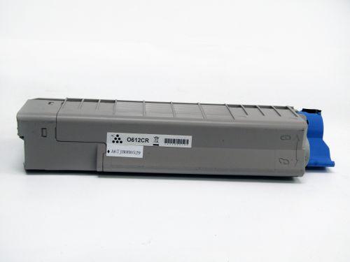 Alpa-Cartridge Reman OKI C612 Cyan Toner 46507507