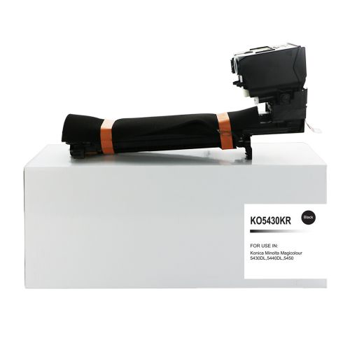 Alpa-Cartridge Reman Konica Minolta Magicolor 5430 Black Toner 1710582-001