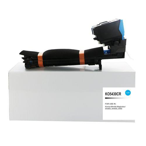 Alpa-Cartridge Reman Konica Minolta Magicolor 5430 Cyan Toner 1710582-004