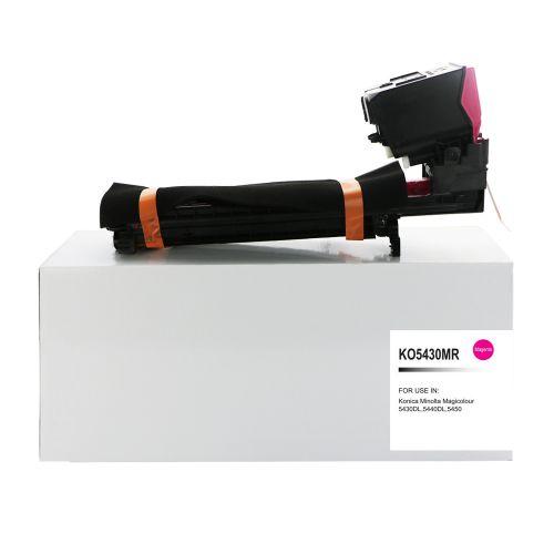 Alpa-Cartridge Reman Konica Minolta Magicolor 5430 Magenta Toner 1710582-003