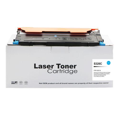 Alpa-Cartridge Comp Samsung CLP320 Cyan Toner CLTC4072S