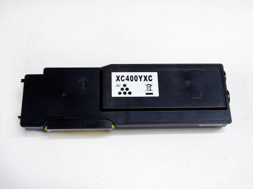 Compatible Xerox Versalink C400 Extra Hi Cap Yellow Toner 106R03529