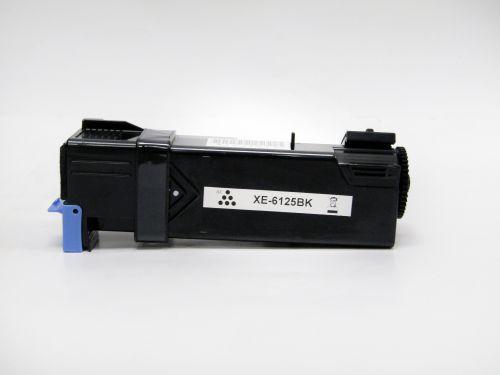 Alpa-Cartridge Reman Xerox Phaser 6125 Black Toner 106R01334