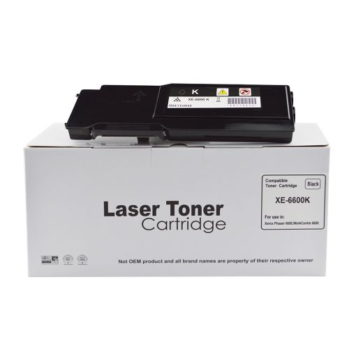 Alpa-Cartridge Comp Xerox Phaser 6600 Hi Cap Black Toner 106R02232