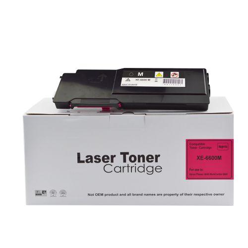 Alpa-Cartridge Comp Xerox Phaser 6600 Hi Cap Magenta Toner 106R02230