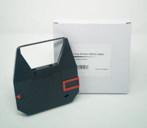 Compatible Brother EM200 2696SC Correctable Impact Ribbon