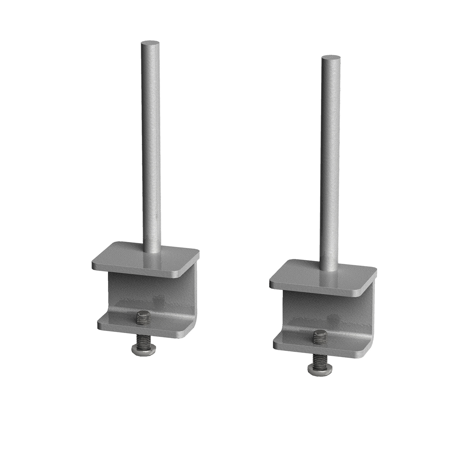 Adapt II Fabric Screen Brackets Pair