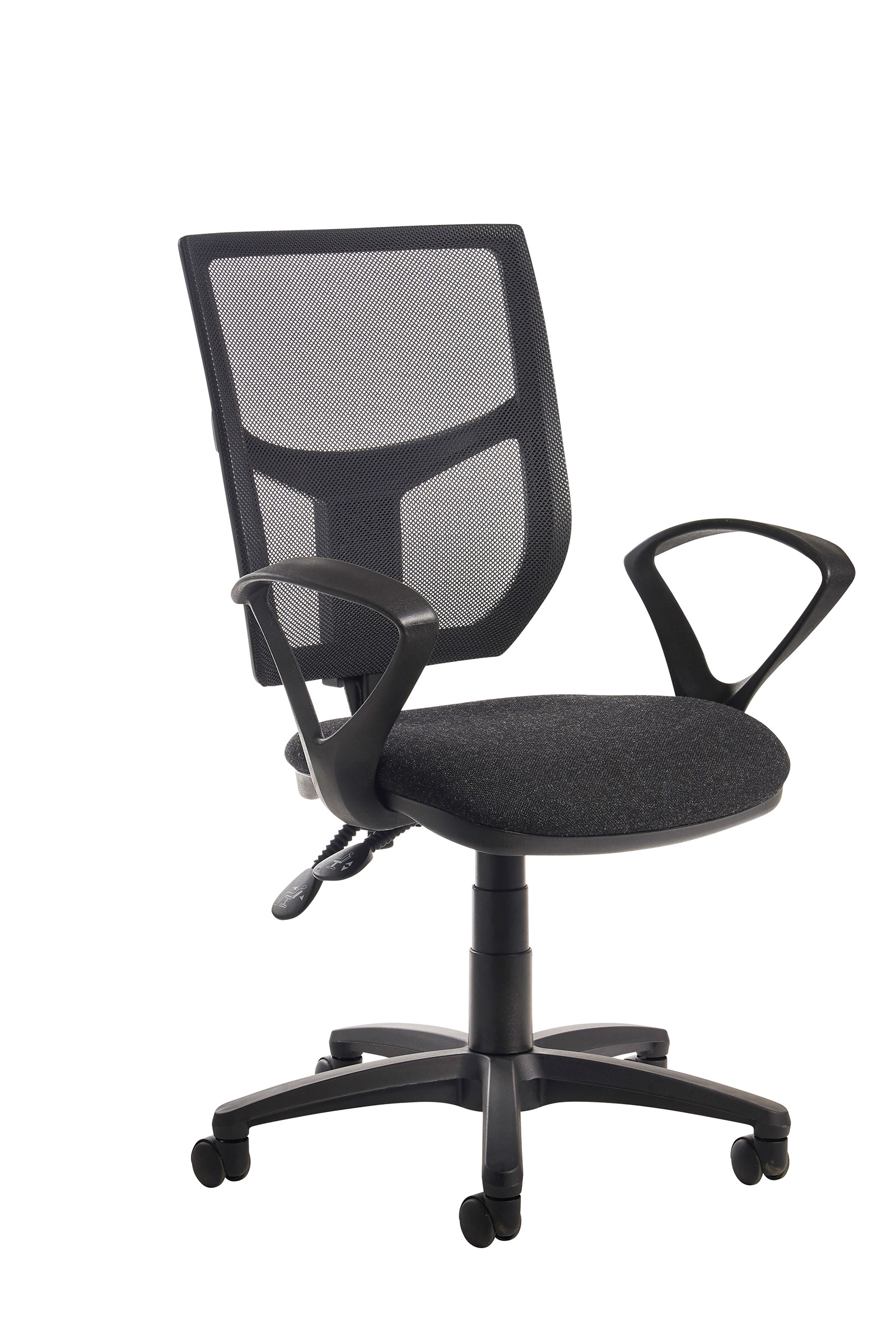 Image for Altino 2 Lever High Mesh Back Ops Chair