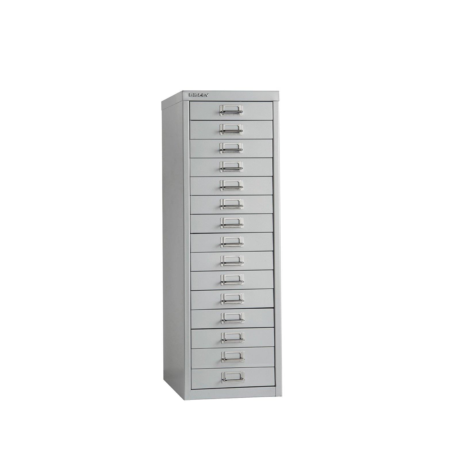 Image for Bisley Multi-drawer 15 drawer Grey