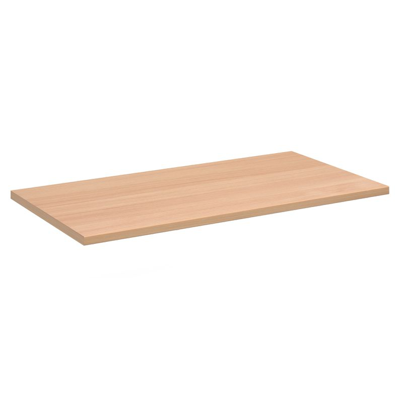 Universal storage extra shelf - beech