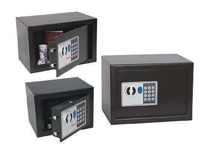 Image for Phoenix Computer Blk Elec Security Safe