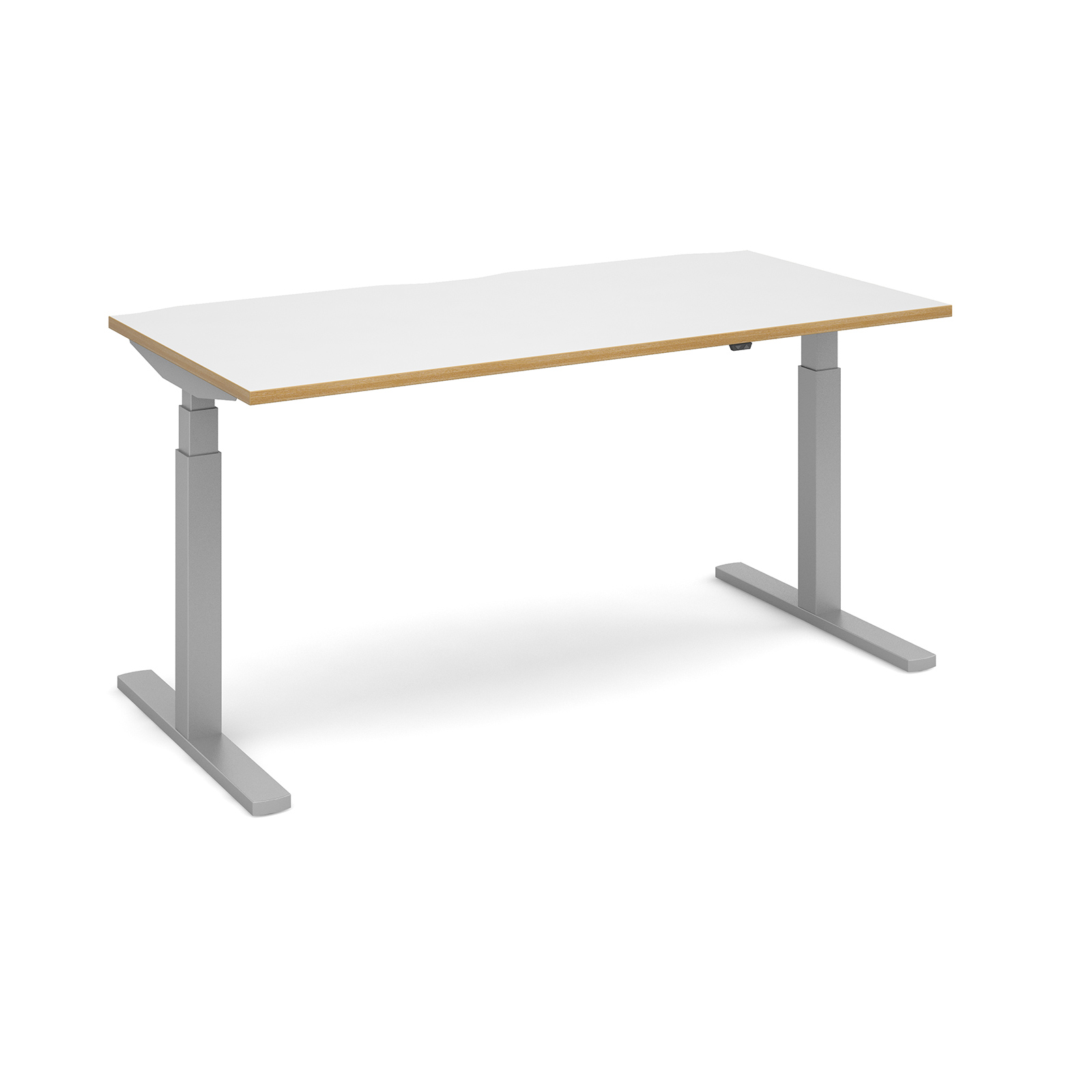 Elev8 Touch straight sit-stand desk 800d