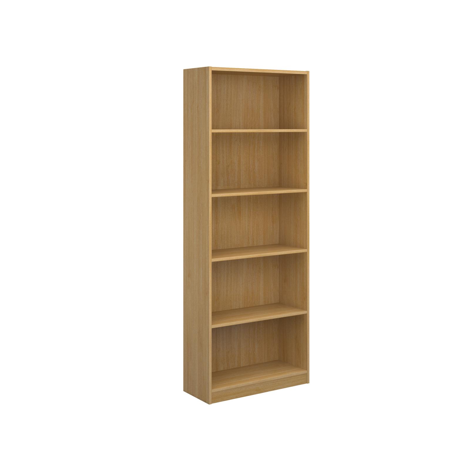 Image for High Bookcase - Oak