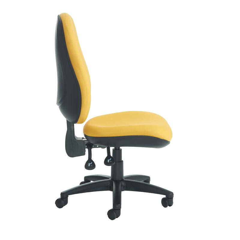 Image for Jota extra high back operator chair with no arms - made to order