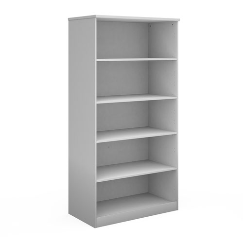 Deluxe bookcase with shelves