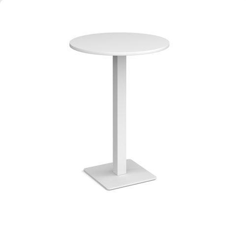 Brescia circ poseur table square base