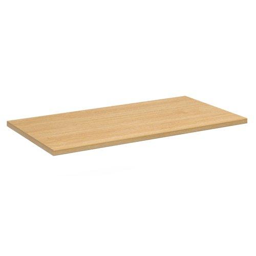 Universal storage extra shelf - oak
