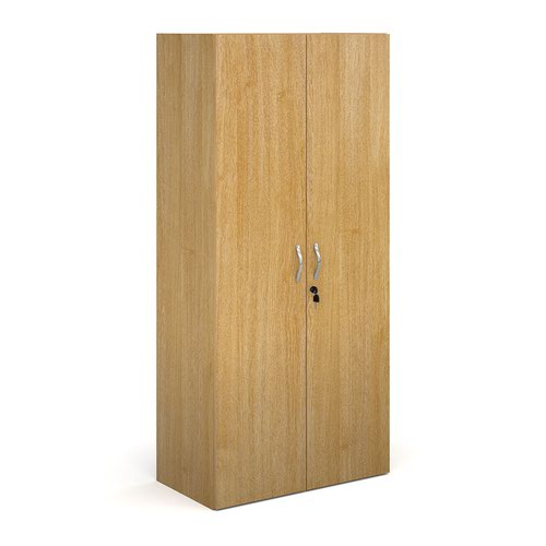 Contract double door cupboard