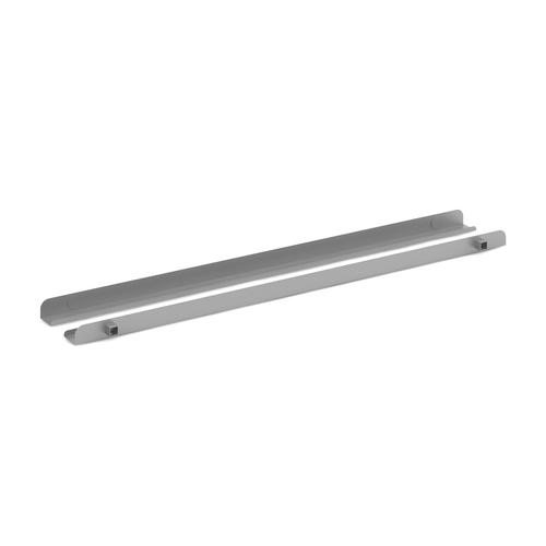 Connex single cable tray 1600mm - silver