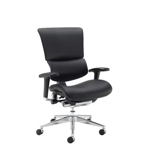 Dynamo Ergo leather posture chair