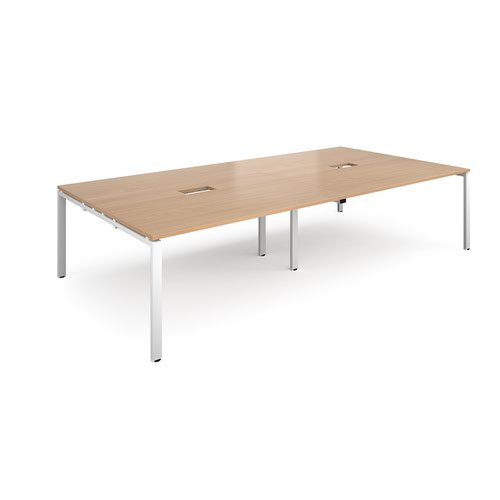 Adapt rectangular power ready table