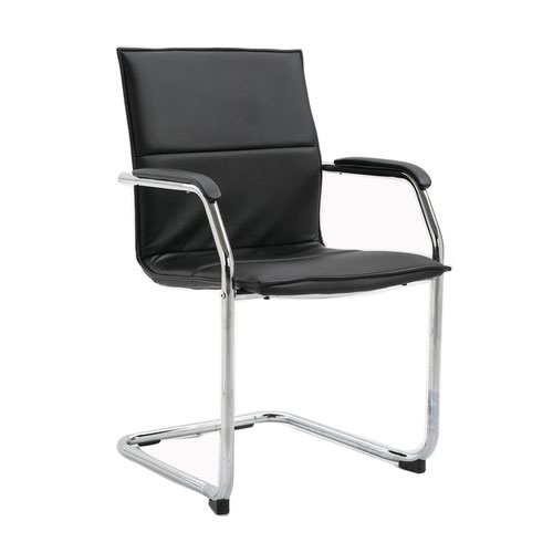 Essen stackable meeting cantilever chair