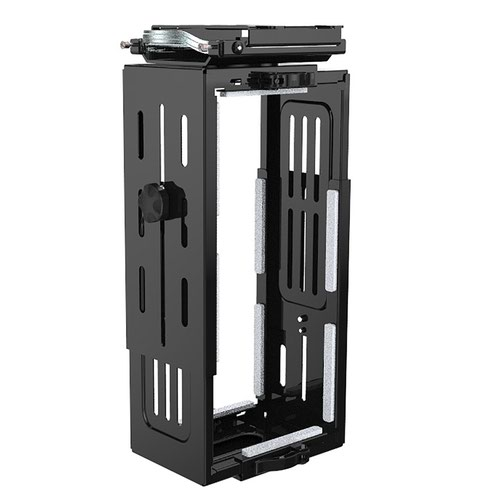 Image for Halo large under desk CPU holder - black