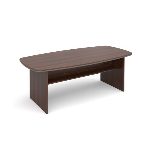 Image for Magnum conference table 2100mm x 1000mm - american walnut