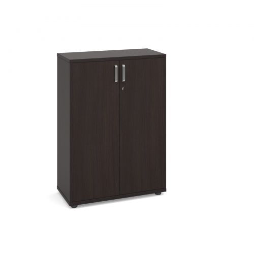 Image for Magnum low cupboard 1130mm high - dark oak