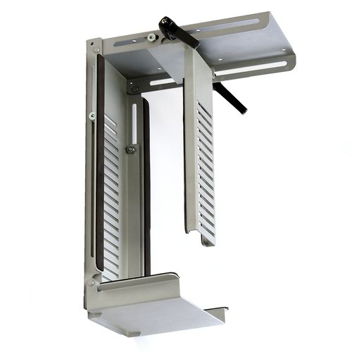 Image for Neon under desk CPU holder - silver