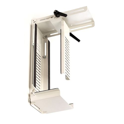 Image for Neon under desk CPU holder - white