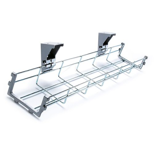 Image for Drop down cable management tray 1000mm long