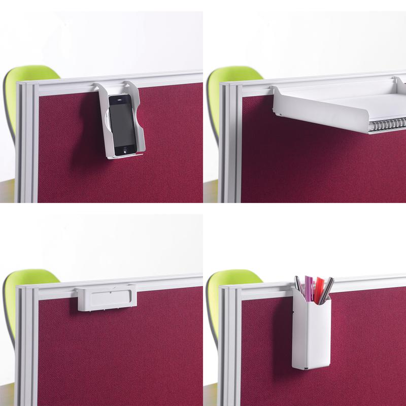 Image for Adapt II Screen Accessories Pack Silver