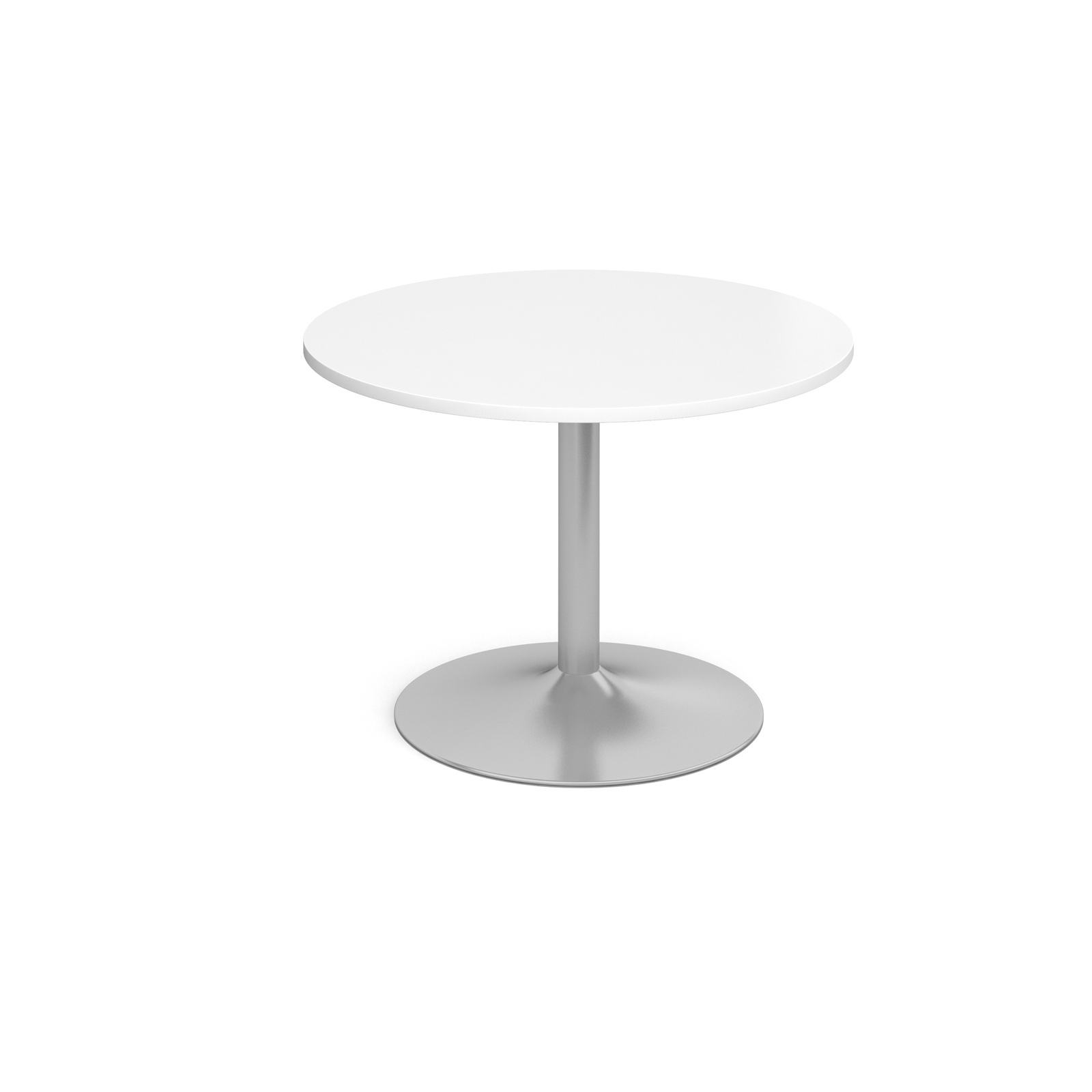 Trumpet Base Circular Boardroom Table